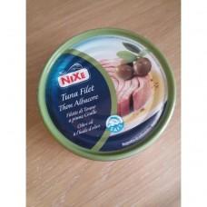 Фiле тунця Nixe filetti di tonno a pinne Gialle 160г