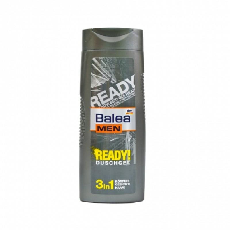 Гель для душу Balea men Зв1 Ready 300мл