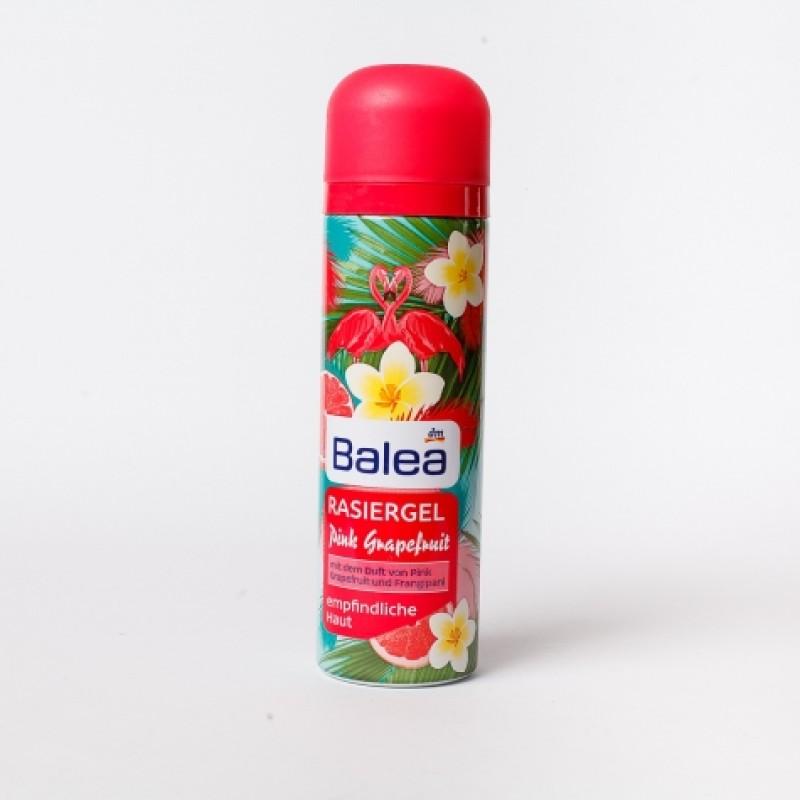 Гель для голiння Balea грейпфрут жiночий 150мл