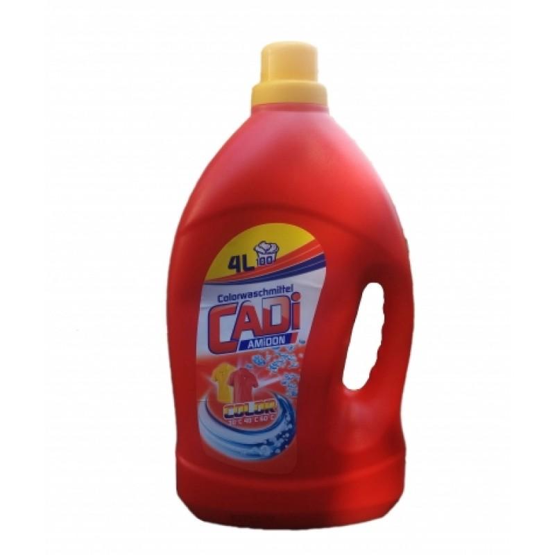 Гель для прання Cadi color 4л