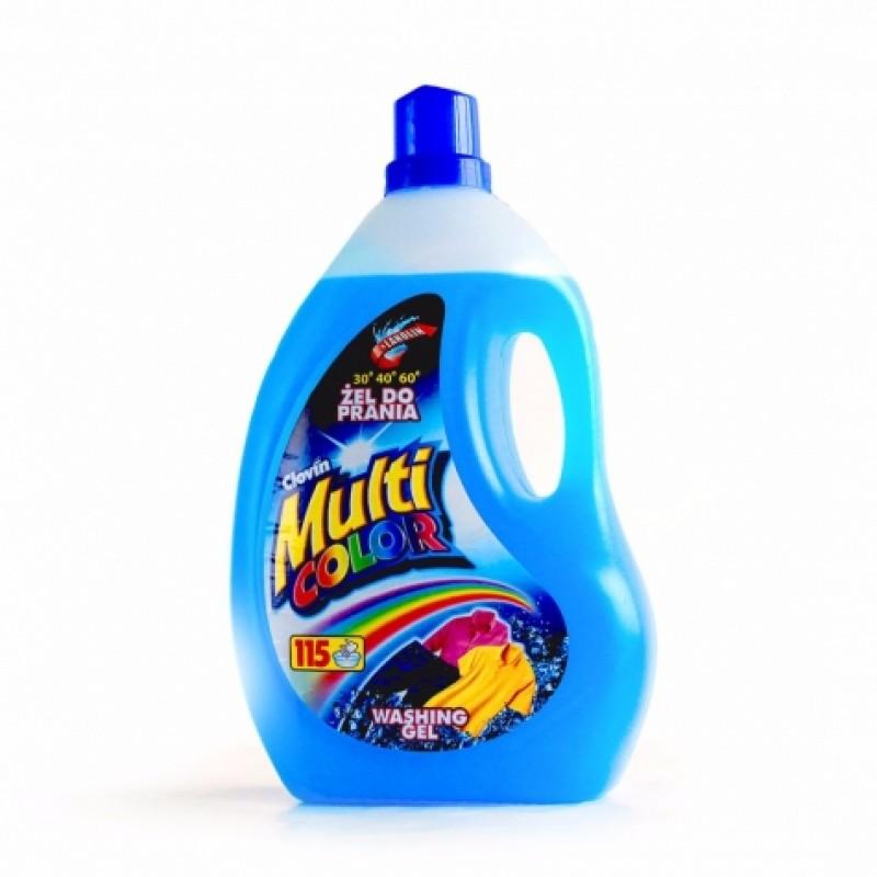 Гель для прання Multicolor 4л на 115прань