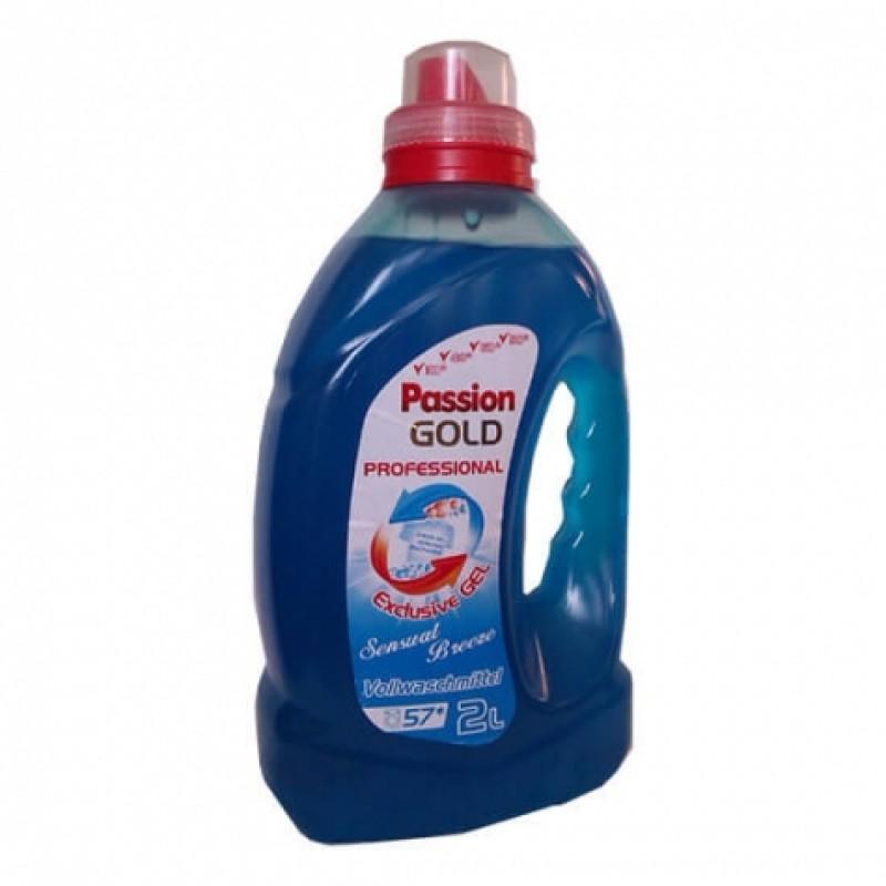 Гель для прання Passion Gold універсальний 2л на 57прань