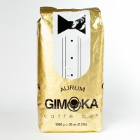 Кава в зернах Gimoka Aurum 1кг