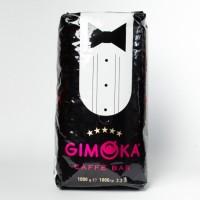 Кава в зернах Gimoka caffe bar 1кг