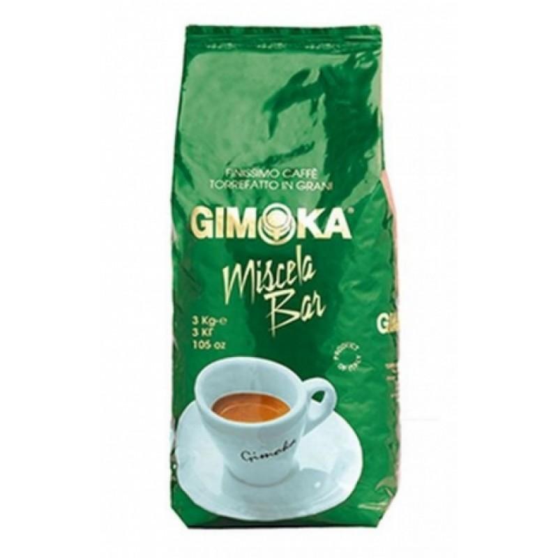 Кава в зернах Gimoka Miscela Bar 3кг