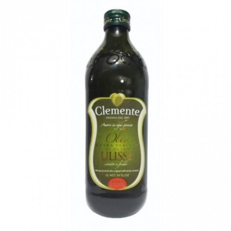 Оливкова олія Clemente Ulisse extra virgine 1л