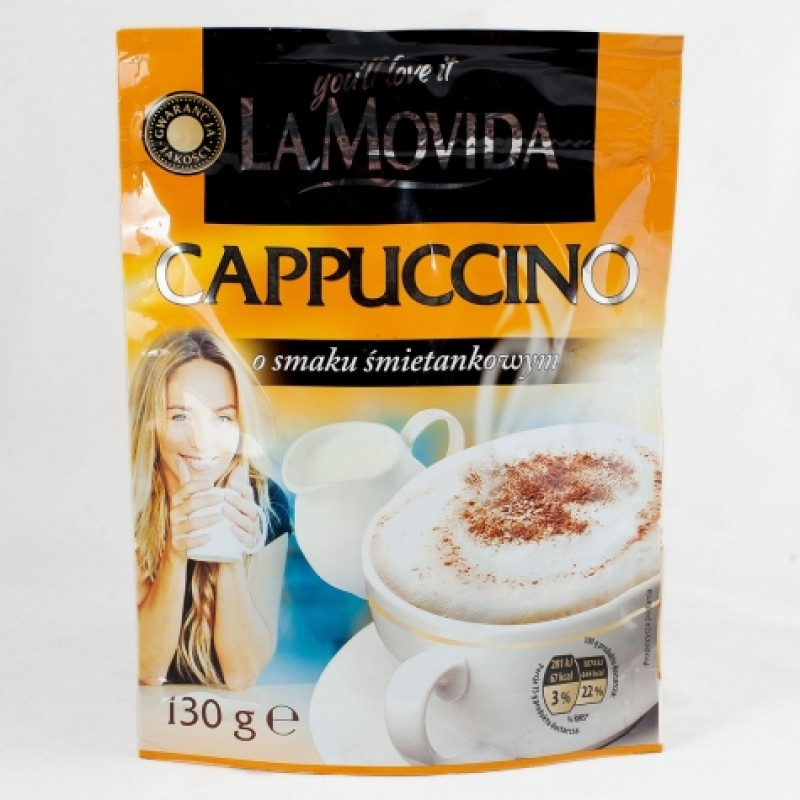 Капучино La Movida вершкове 130г