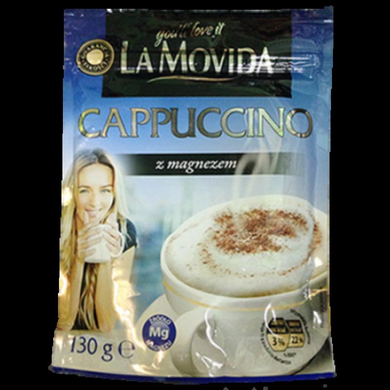 Капучино La Movida з магнієм 130г