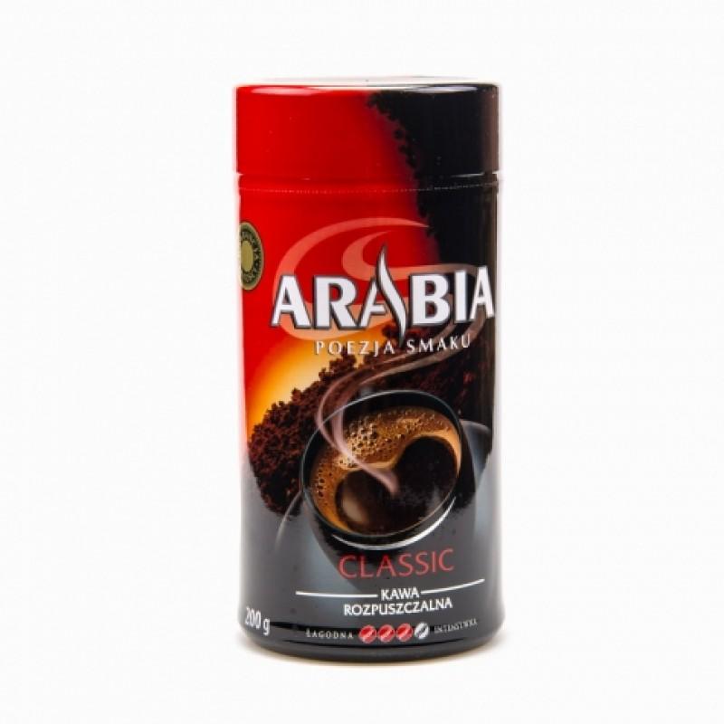 Кава розчинна Arabia Classic 200г