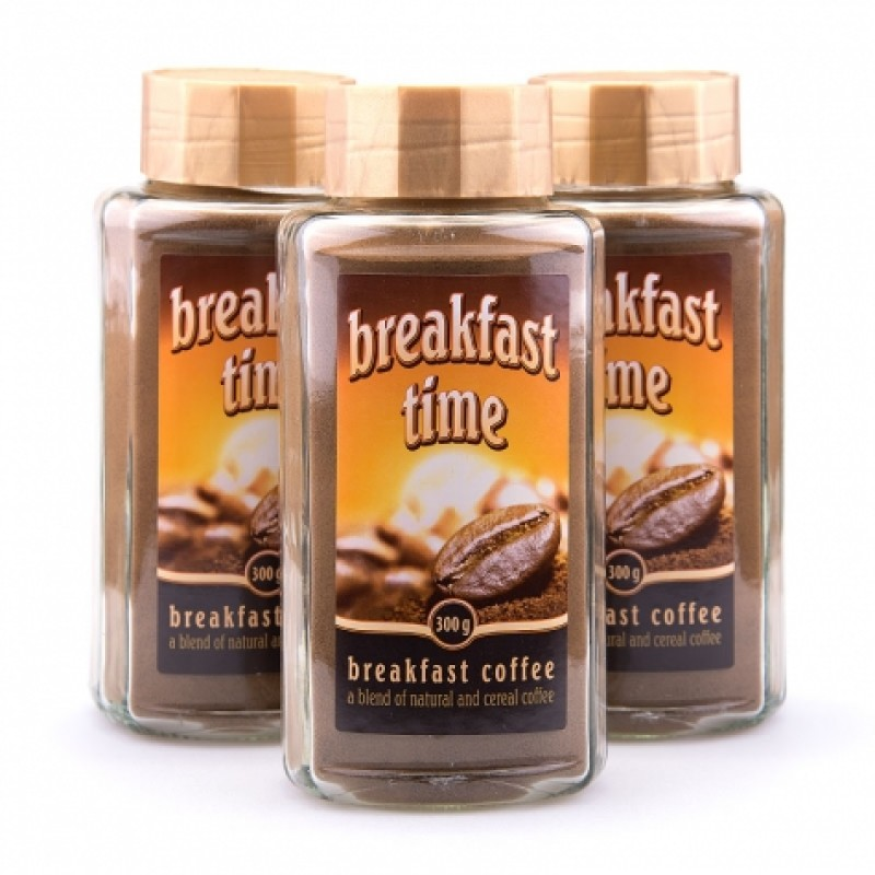 Кава розчинна Breakfast Time Creme 300г