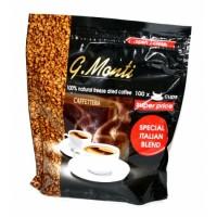 Кава розчинна G.Monti Caffetteria Black сублімована 200г