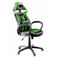 Diablo X-Gamer чорно-зелене крісло геймера!