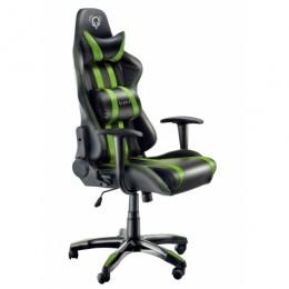 Diablo X-One чорно-зелене крісло геймера
