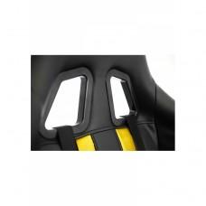 Diablo X-One чорно-жовте крісло геймера!