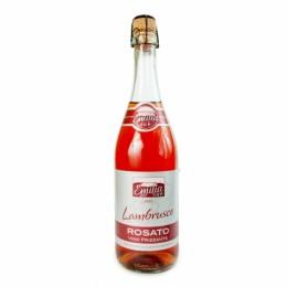 Lambrusco Emilia I.G.R. рожеве 7.5% 0,7мл