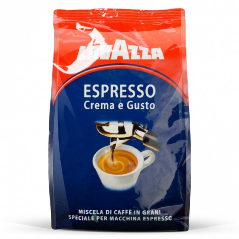 Кава в зернах Lavazza Espresso Crema E Gusto 1 кг,