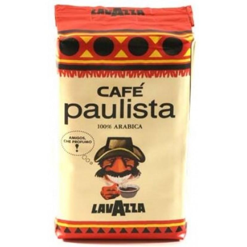Кава мелена Lavazza Paulista 250г