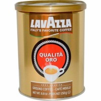 Кава мелена Lavazza Qualita Oro 250г ж\б