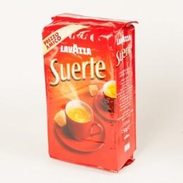 Кава мелена Lavazza Suerte 250г