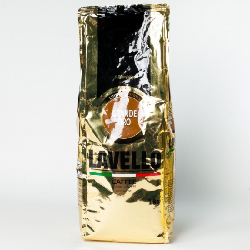Кава мелена Lavello Grande Oro 1кг