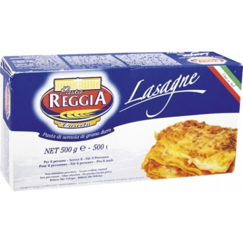 Лазанья Reggia lasagna 500г