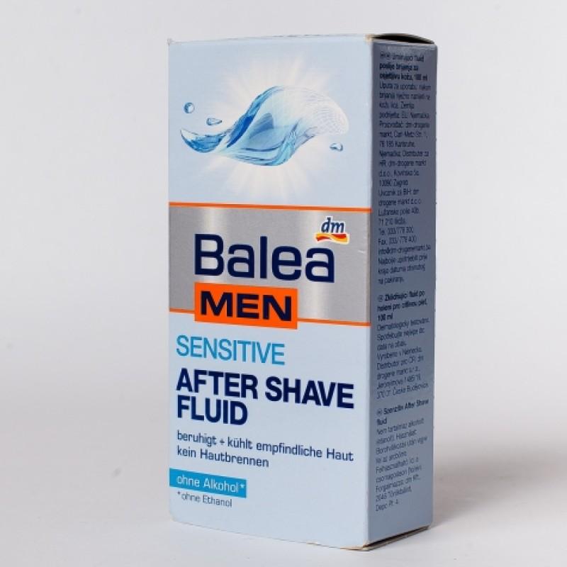 Лосьон пiсля голiння Balea men sensitive 100мл