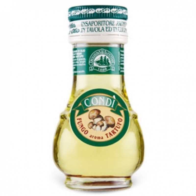 Масло Fungo aroma tartufo з трюфілем 80г