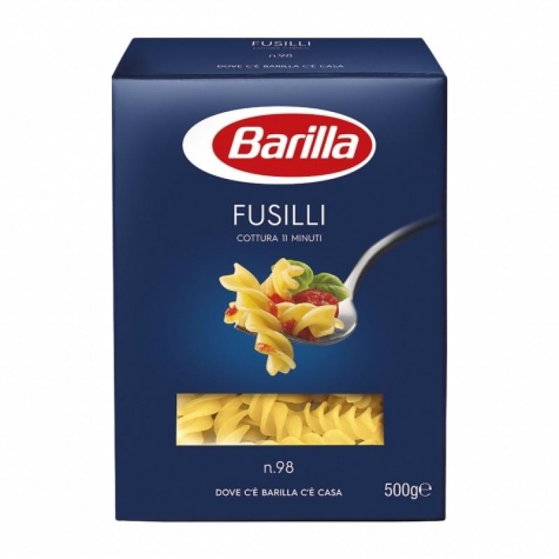 Макарони Barilla Fusilli n98 1кг
