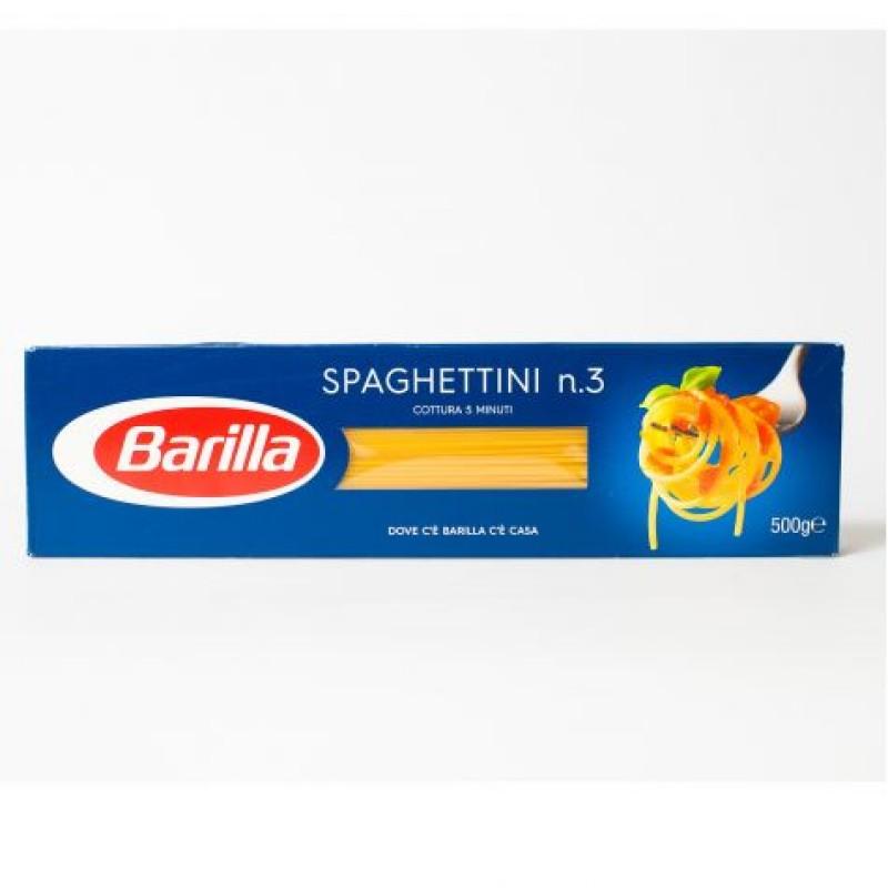 Макарони Barilla Spaghetinni n3 спагетті 500г
