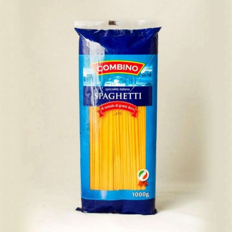 Макарони Combino Spaghetti n5 спагетті 1кг