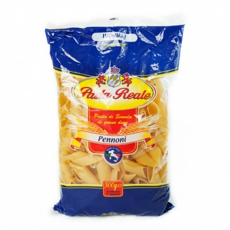 Макарони Pasta reale Pennoni 500г