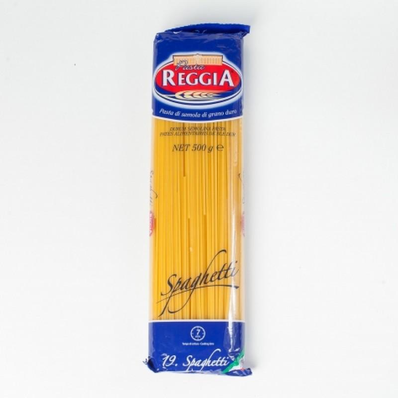 Макарони Pasta Reggia n19 спагетті 500г