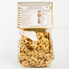 Макарони Tarall'oro Farfalle Basilico e Pomodoro 250г