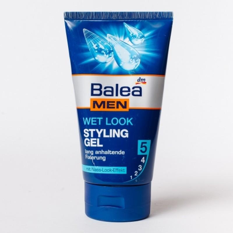 Мiцний гель Balea men для укладання волосся 150мл