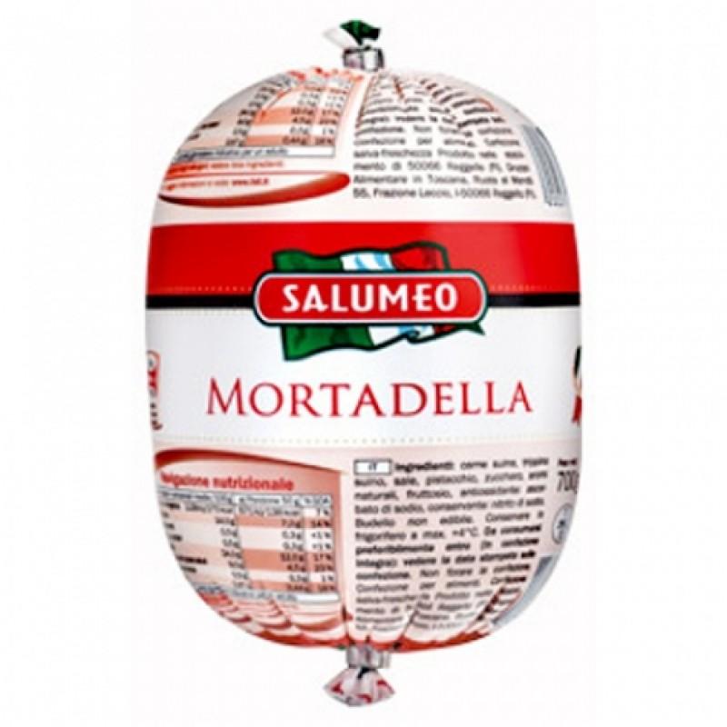 Мортаделла Salumeo з фісташками 700г