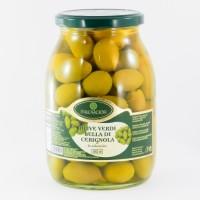 Оливки зеленi Italcarciofi olive verdi з кiсточкоi 1,062кг