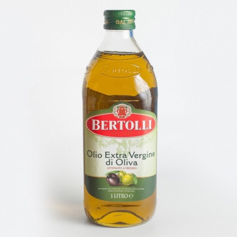 Оливкова олiя Bertolli classico olio extra vergine 1л