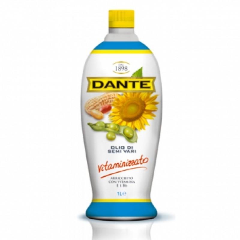 Олія суміш Dante Olio Di Semi Di Vari Vitaminizzato 1л