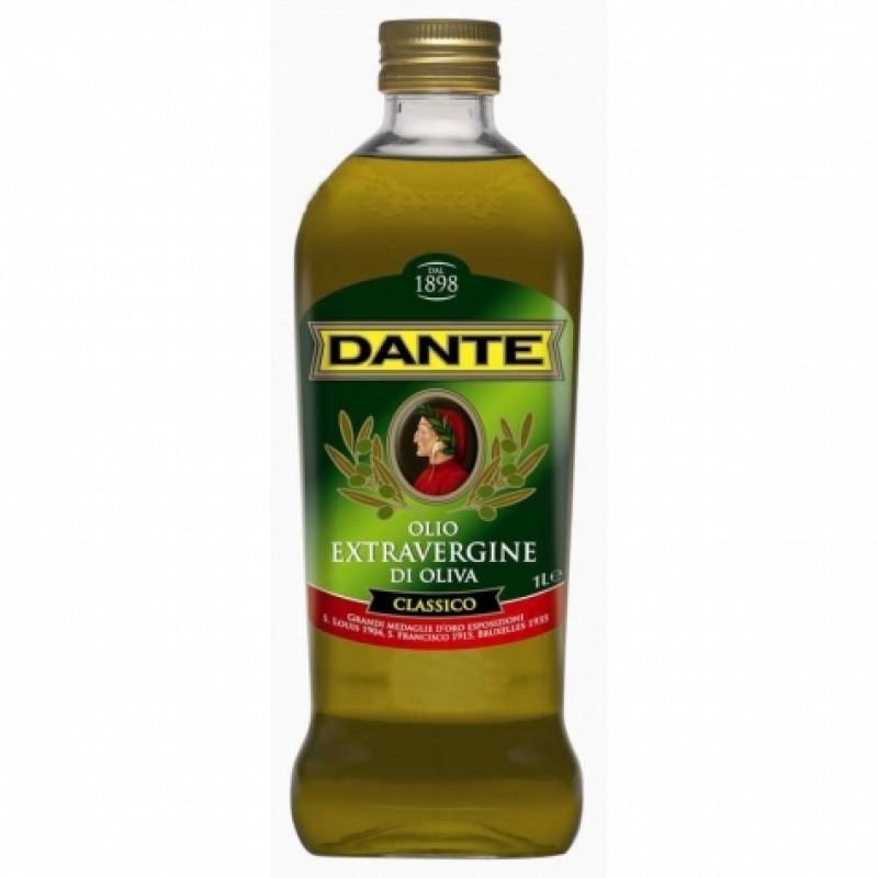 Олiя оливкова Dante extra vergine класична 1л