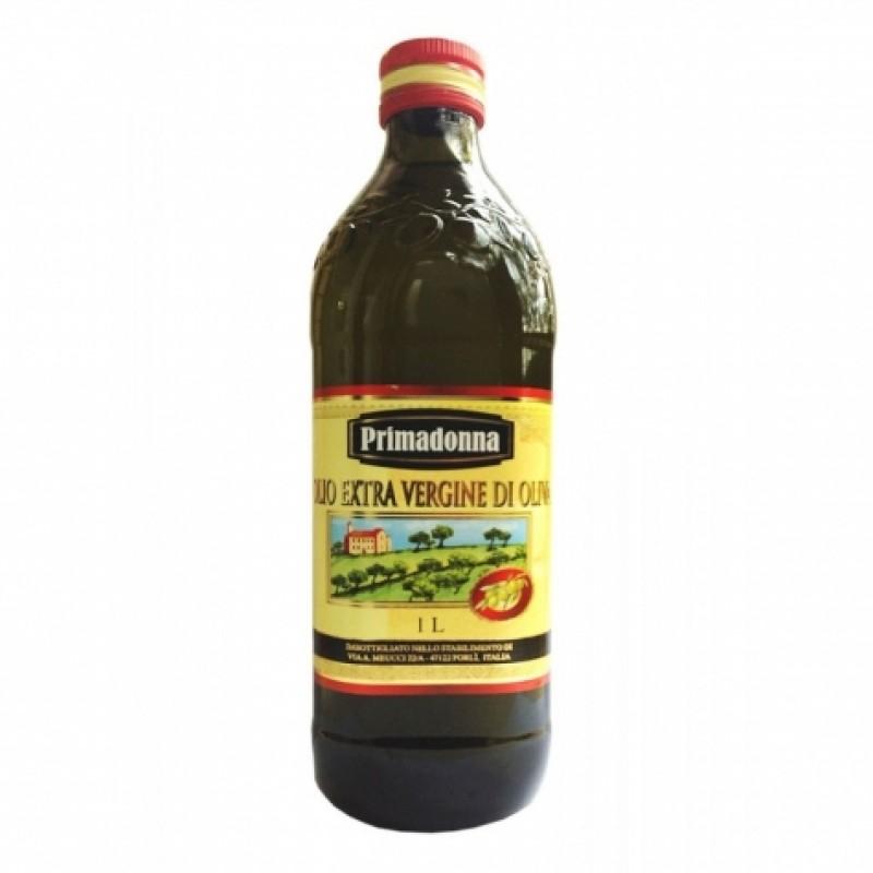 Олiя оливкова Primadonna extra vergine 1л
