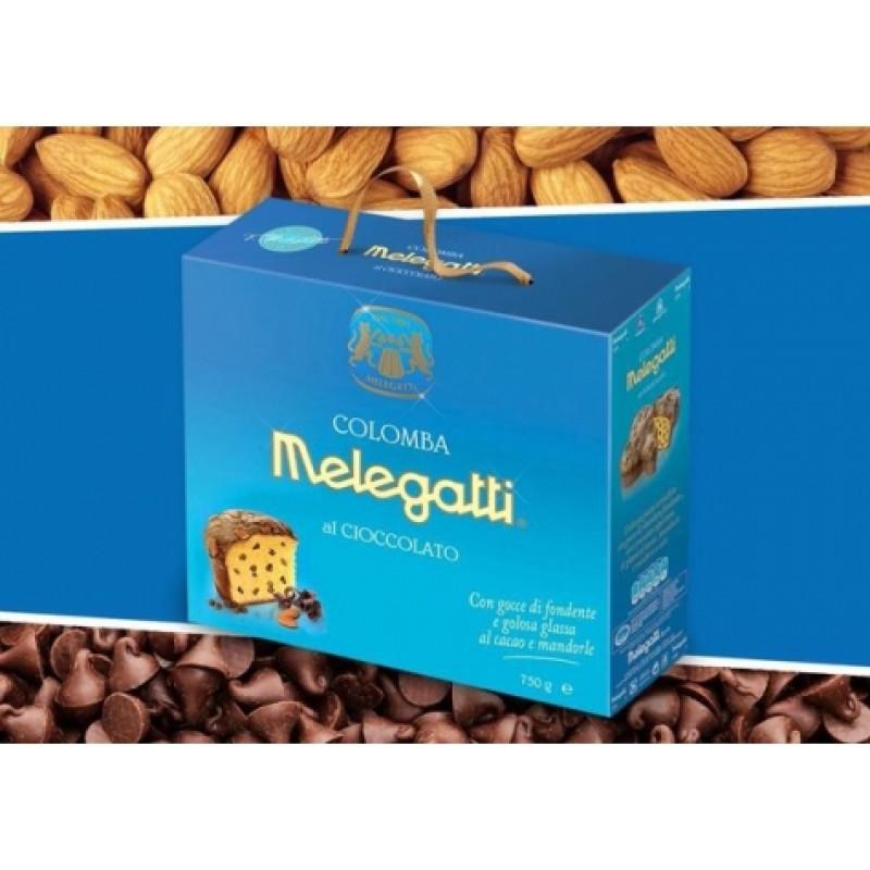 Панеттон Melegatti з шоколадними крихтами750г