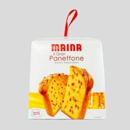 Панеттоне Maina з цукатами та родзинками 750г