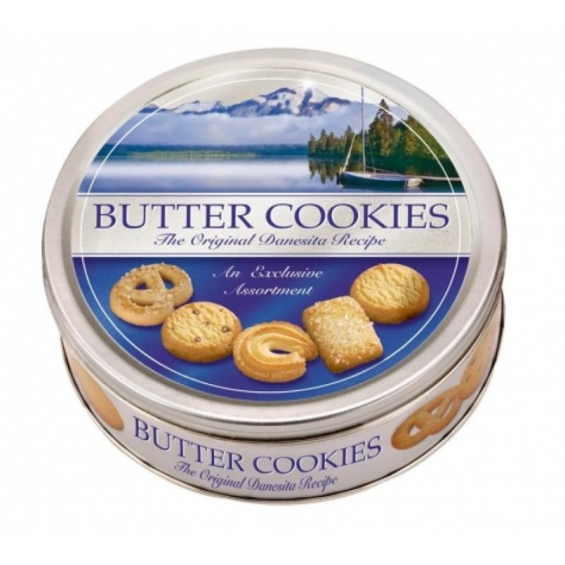 Печиво Biscotti al burro butter cookies 454г