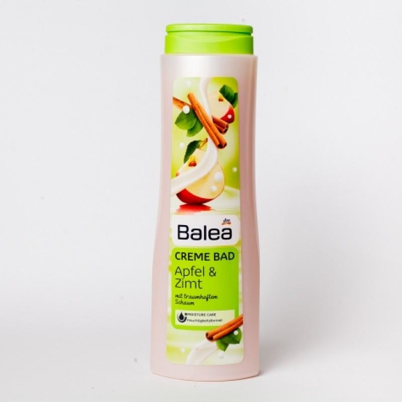 Пiна для ванни Balea яблуко та кориця 750мл