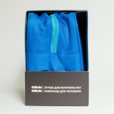 Подарунковий набір Gillette Mach3 3в1