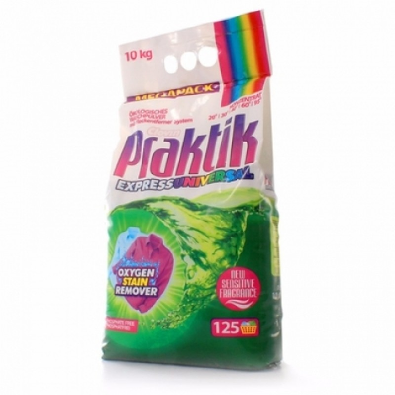 Порошок для прання Praktik універсальний 10кг