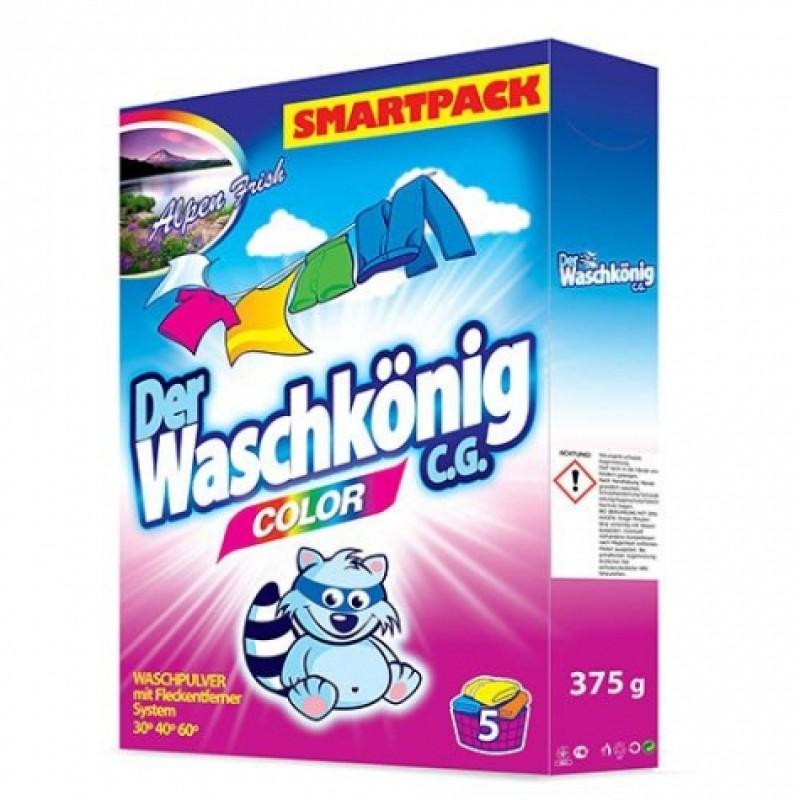 Пральний порошок WaschKonig Color 375г