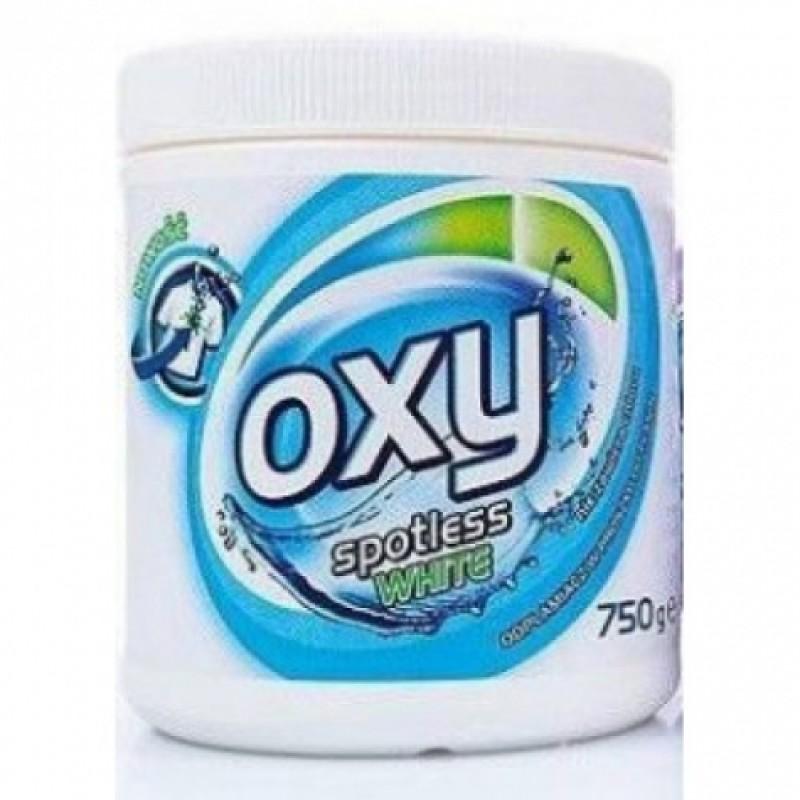 Засiб для видалення плям OXY spotless white 750г