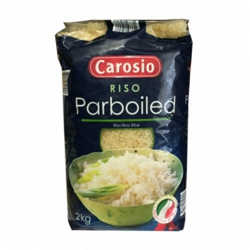 Рис Carosio Parboiled 2кг