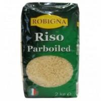 Рис Robigna Riso Parboiled 2кг
